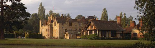 stately homes surrey sussex