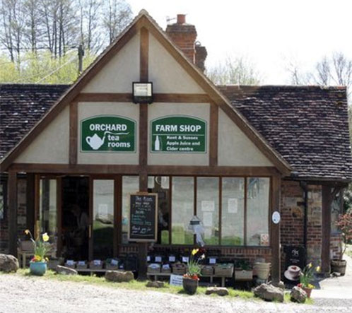 Perryhill Garden Centre & Perryhill Orchards
